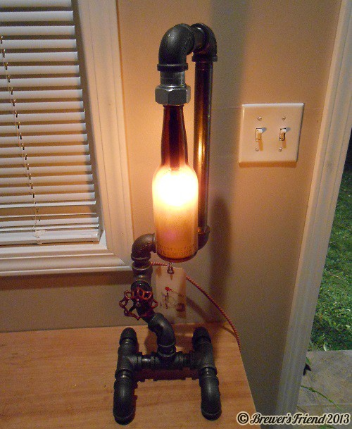 home brewing lamp