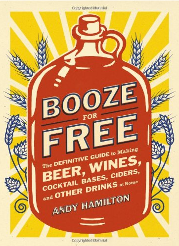 Booze for Free Book Review