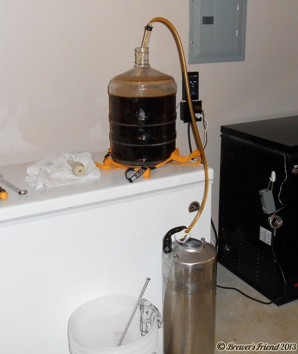 Kegging Home Brew