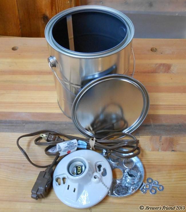 Fermentation Chamber Heat Source