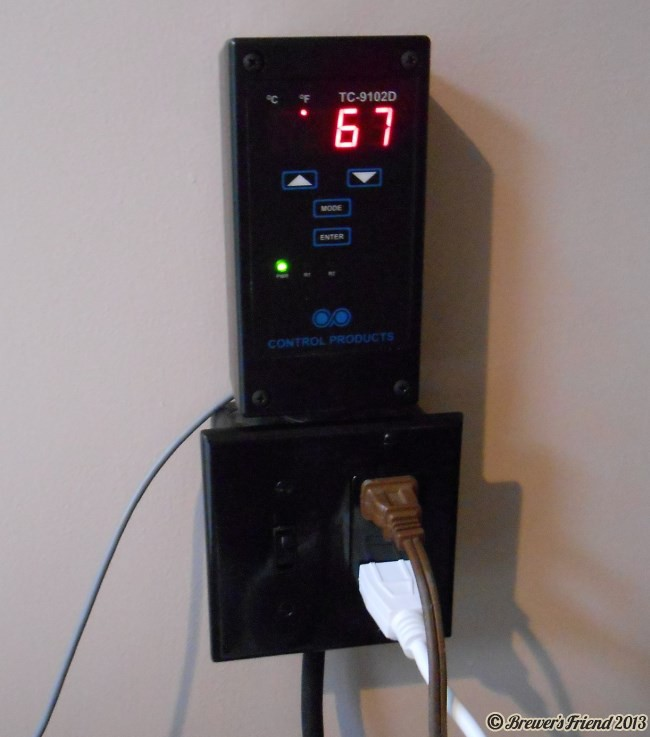 TC-9102D-HV Temperature Controller Beer