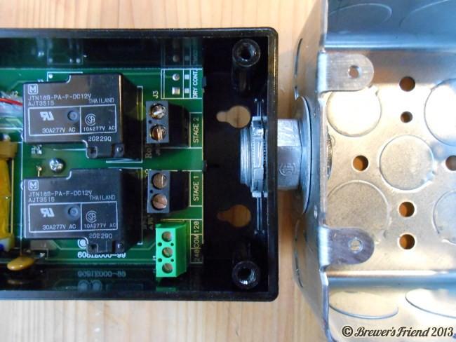 TC-9102D-HV Build